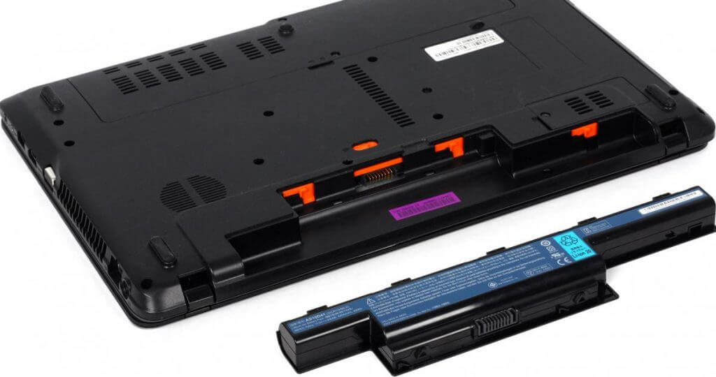 ремонт и восстановление АКБ ноутбука