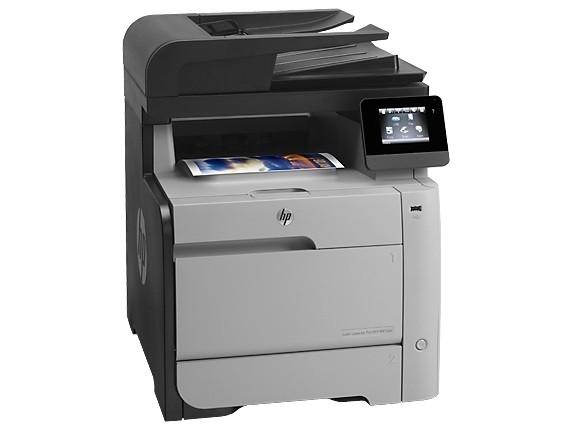 Заправка принтера HP-Color-LaserJet-M476dn