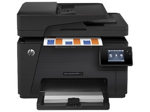 Заправка принтера HP-Color-MFP-M177fw-200-276