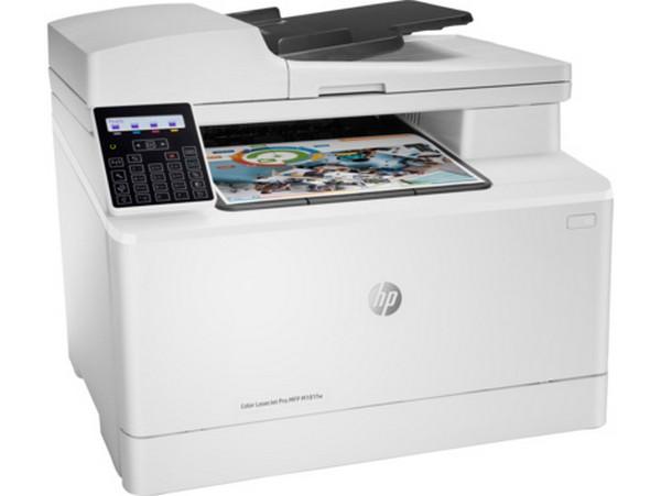 Заправка принтера HP-Color-MFP-M181fw