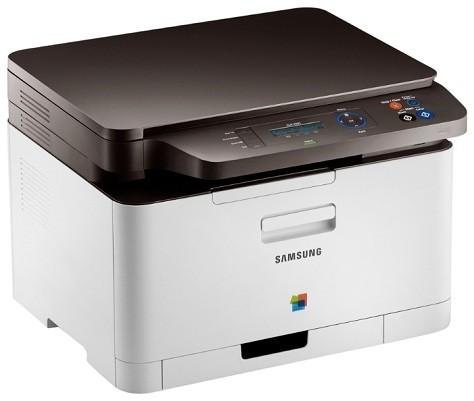 Заправка принтера Samsung-CLX-3305