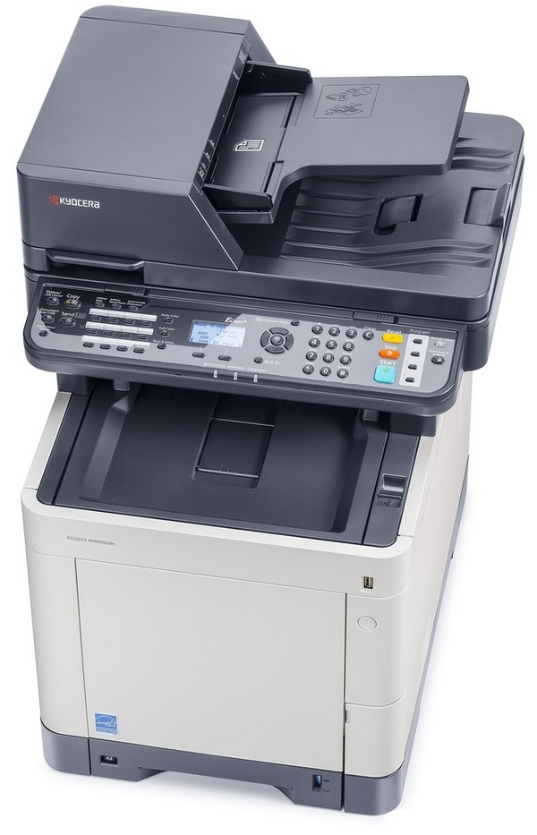 Заправка принтера Kyocera-Mita-M6030cdn