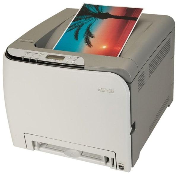 Заправка принтера Ricoh-Aficio-SP-C240DN