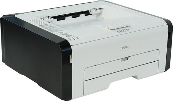 Заправка принтера Ricoh-SP-212Nw