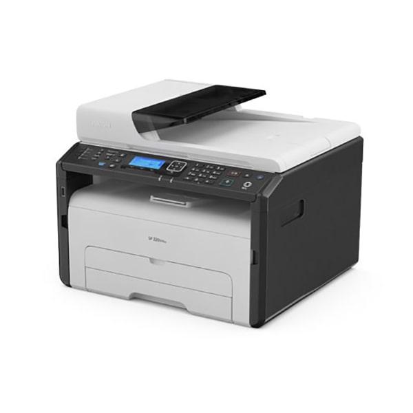 Заправка принтера Ricoh-SP-277SFNwX