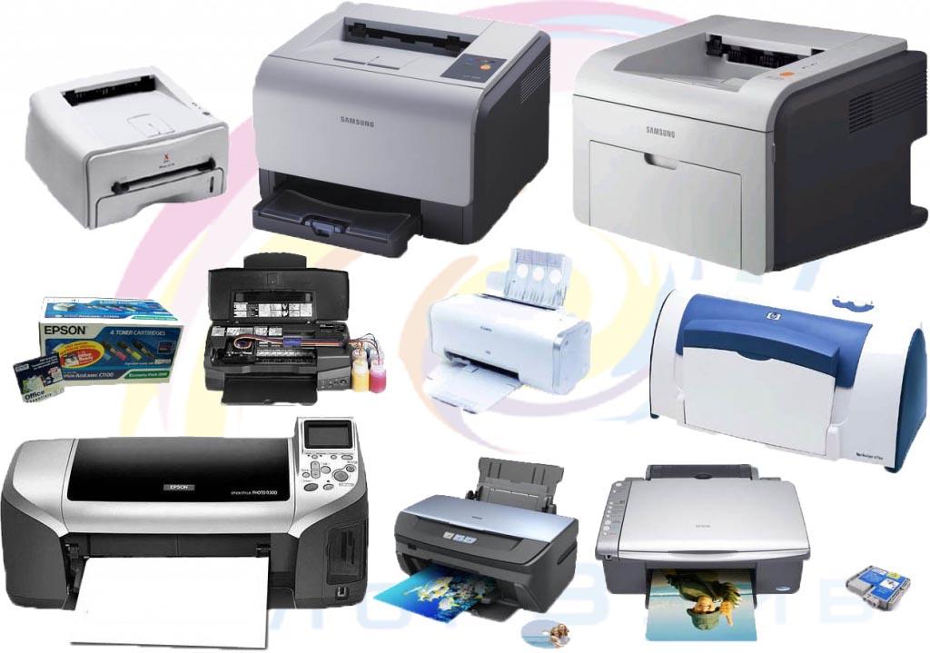 причины по которым не печатает принтер
