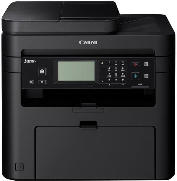 Заправка принтера Canon-MF244dw-247-249dw