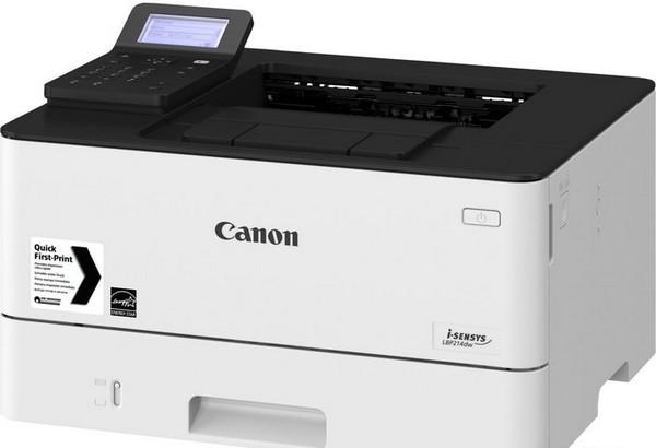 Заправка принтера Canon-i-SENSYS-LBP214dw