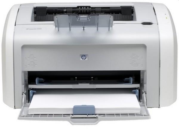Заправка принтера HP-Laser-Jet 1018-1020-1022