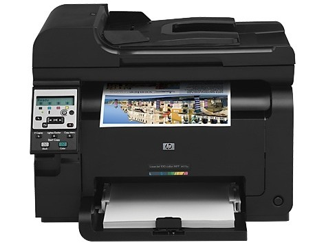 Заправка принтера HP-LaserJet-100-M175a