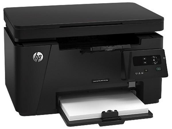 Заправка принтера HP-LaserJet-MFP-M125nw