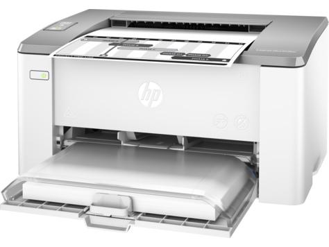 Заправка принтера HP-LaserJet-Pro-M106a