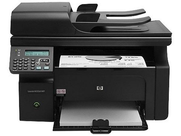 Заправка принтера HP-LaserJet-Pro-M1212NF