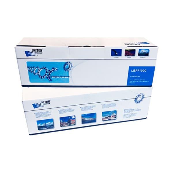 Картридж для CANON LBP-7100 Cartridge 731C син (1,5K) UNITON Premium