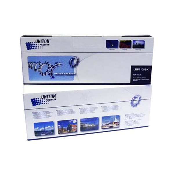 Картридж для CANON LBP-7100 Cartridge 731H Bk ч (2,4K) UNITON Premium