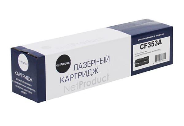Тонер-картридж Hi-Black (HB-CF217A) для HP LJ Pro M102a/MFP M130, 1,6K (с чипом)