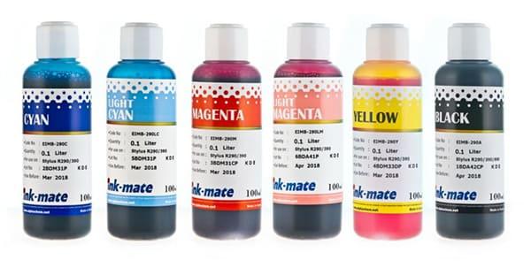 Комплект чернил Ink-Mate EIM-290 100мл (6*100)