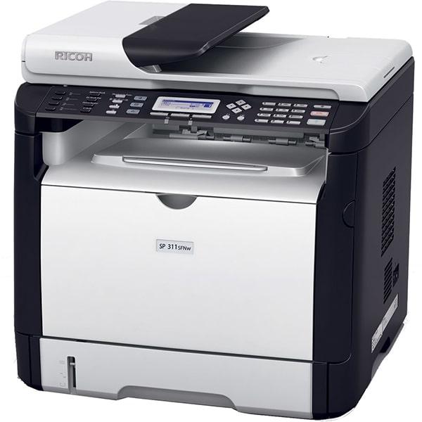 Заправка принтера Ricoh-SP-311SFN