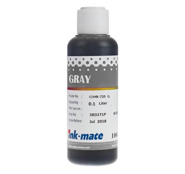 Чернила Ink Mfte 100мл.Grey CIM720GR