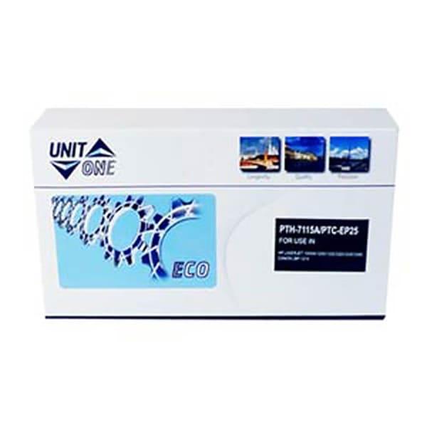Картридж для HP LJ 1200/1000 C7115A/CANON LBP-1210 EP-25 (2,5K) UNITON Eco