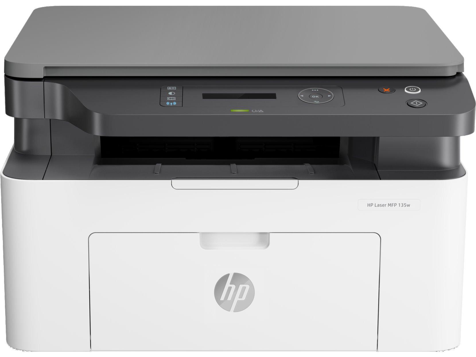 Заправка картриджа HP Laser 135w