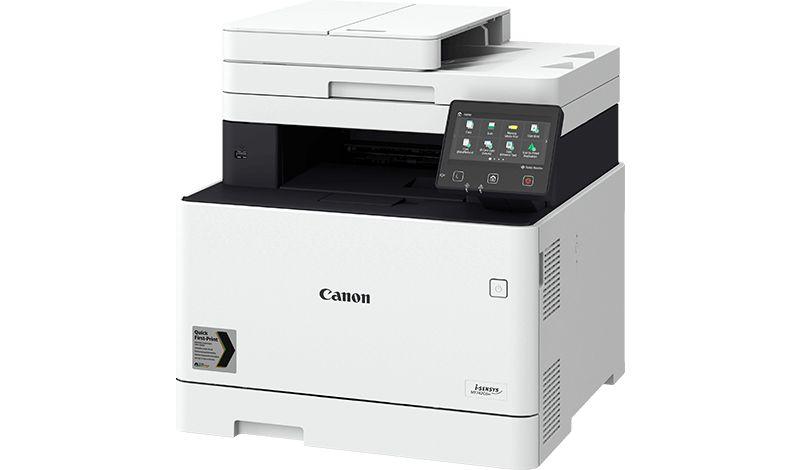 Заправка картриджа Canon i-SENSYS MF740C Series