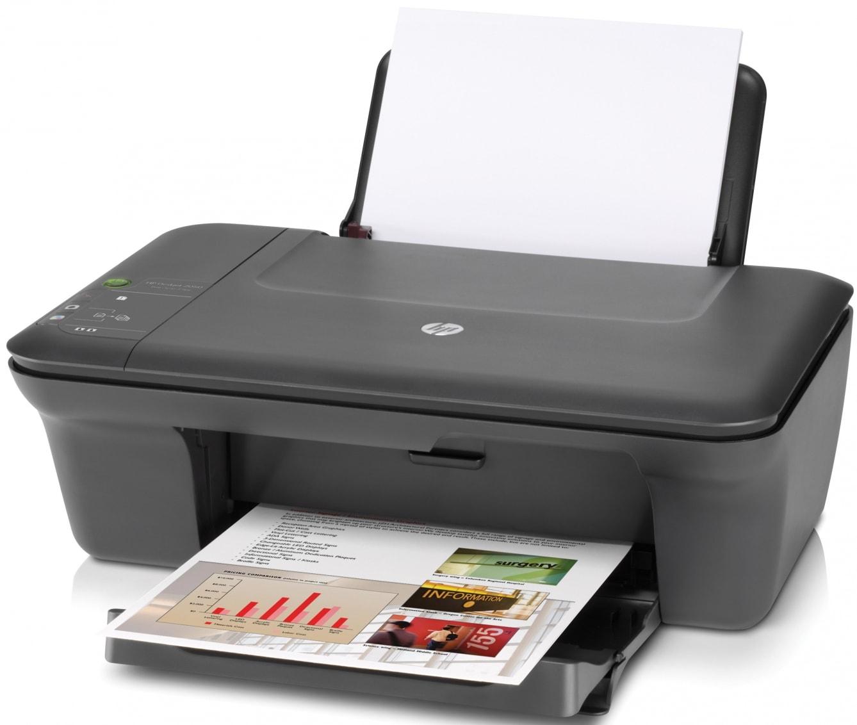 Заправка картриджа HP Deskjet 2050 J510