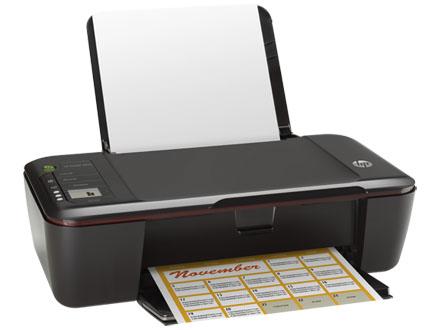 Заправка картриджа HP Deskjet 3000