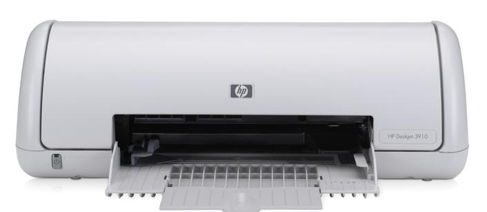 Заправка картриджа HP DeskJet 3910