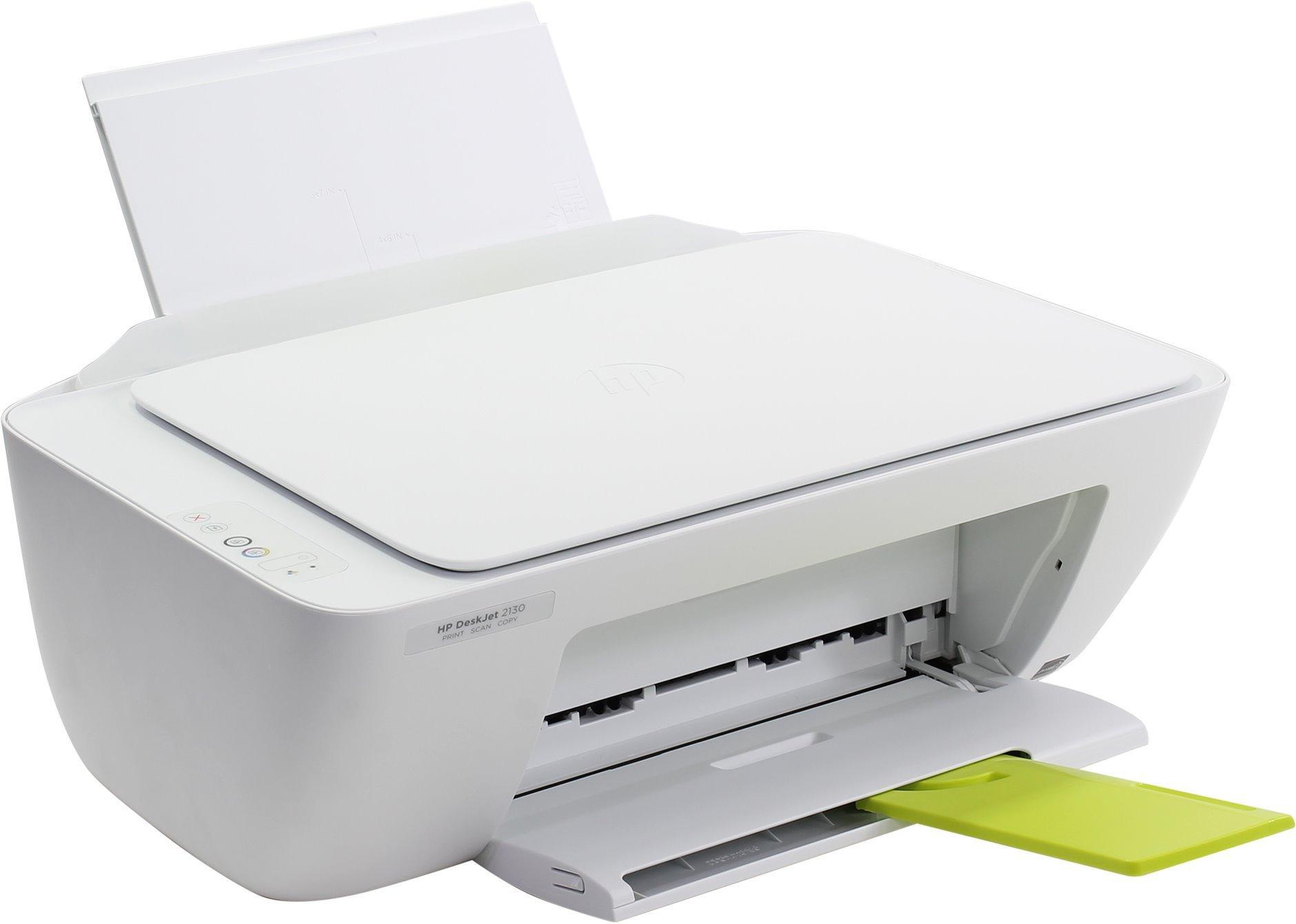 Заправка картриджа HP DeskJet 2130