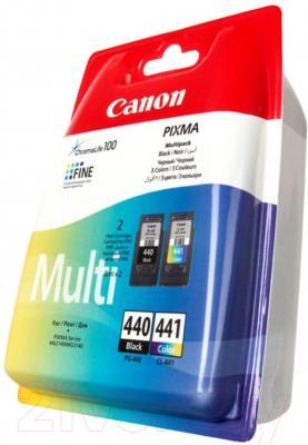 Картридж Canon PG-440/CL-441